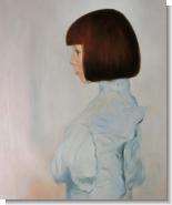 Klimt Paintings: Portrait of Helene Klimt