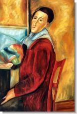 Modigliani, Self-Portrait